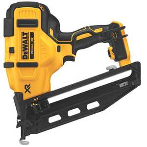 DeWalt DCN660B 20v Max 16ga Angled Cordless Finish Nailer - Tool Only