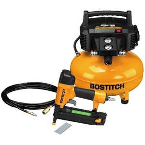 Bostitch BTFP1KIT 1-Tool/Compressor Combo Kit