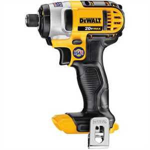 DeWalt DCF885B 20v Max Lithium Ion 1/4 In Impact Driver (Tool Only)