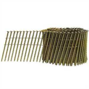 Stanley-Bostitch C8R99BCG Coil Framing Nails Ringshank 21/2x.099 Gal V 3600