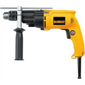 DeWalt DW505K 1/2 In (13mm) Vsr Dual Range Hammerdrill Kit