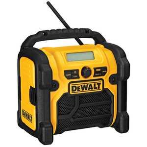 DeWalt DCR018 18v/20v Max*/12v Max* Compact Worksite Radio