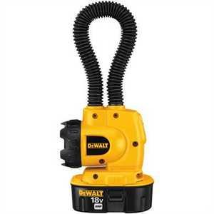 DeWalt DW919 18v Cordless Flexible Floodlight