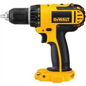 DeWalt DCD760B 18v 1/2 In (13mm) Cordless Compact Drill/Driver (Tool Only)