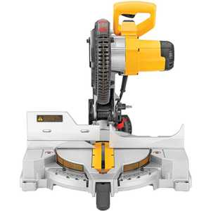 DeWalt DW713 10 In (254m) Single Bevel Miter Saw