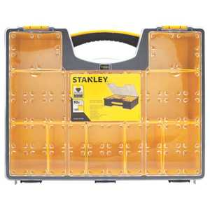 Stanley Tools 014710R 8-Compartment Deep Professional Organizer