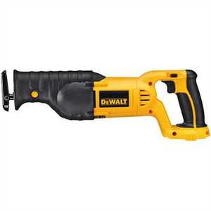 DeWalt DC385B 18v Cordless Reciprocating Saw (Tool Only)