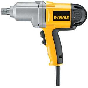 DeWalt DW294 3/4 In (19mm) Impact Wrench With Detent Pin Anvil