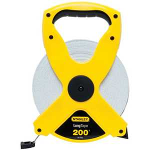 Stanley Tools 34-793 Tape Open Reel Fiberglass 1/2x200