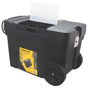 Stanley Tools 033026R 17-Gallon Contractor Chest