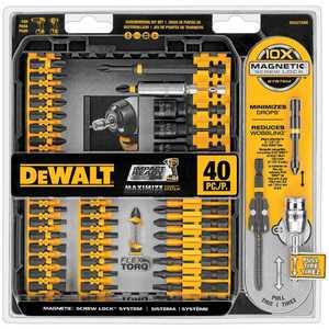 DeWalt DWA2T40IR 40-Pc. Impact Ready Screwdriving Set