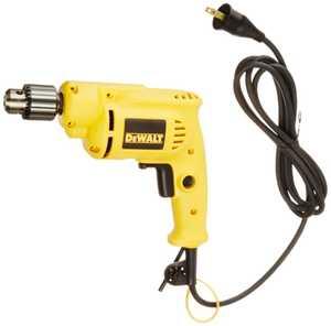DeWalt DWE1014 3/8 In 0-2,800 Rpm Vs Drill With Keyed Chuck