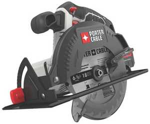 Porter-Cable PCC660B 20v Max Lithium Bare 6-1/2 In Circular Saw
