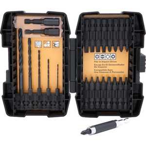 Bostitch BSA225DDIM 25 Piece Impact Set
