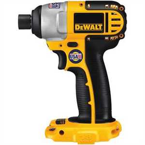 DeWalt DC825B 1/4 In (6.35mm) 18v Cordless Impact Driver (Tool Only)
