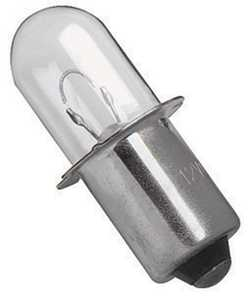 DeWalt DW9023 9.6 Volt Flashlight Bulb 2 Pack