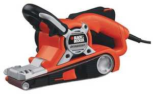 Black & Decker DS321 3 In X 21 In Dragster Belt Sander