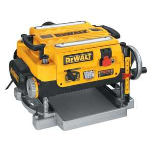 DeWalt DW735 13 In Three Knife, Two Speed Thickness Planer