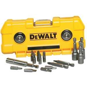 DeWalt DWMTC15 15 Piece Magnetic ToughCase