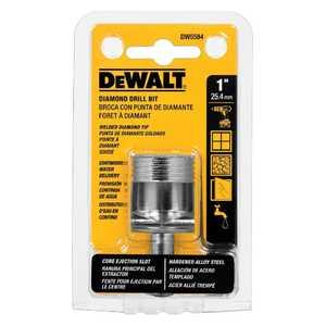DeWalt DW5584 1 In Diamond Drill Bit