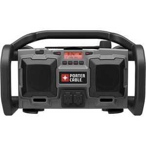 Porter-Cable PC18JR 18v Cordless Jobsite Radio