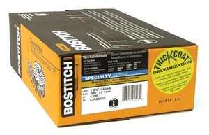 Stanley-Bostitch C5R80BDG Coil Framing Nails Ringshank 13/4x.080 Gal Vanized 4200