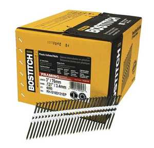Stanley Tools RH-S10D131EP Nail Smooth Coated 3 In X.131 4m