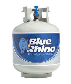 Blue Rhino 100 Propane Tank Exchange