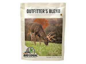 Biologic 8520 Outfitters Blend 22.5# 1/2acre