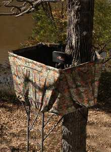 Big Game Tree Stands Cr3926 Ultra-View Dx Blind Kit