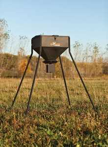 Big Game Tree Stands GF200 Standing Game Feeder 200lb