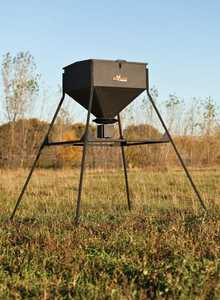 Big Game Tree Stands GF450 Standing Game Feeder 450lb