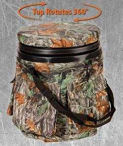 Big Game Tree Stands GS1205 Sportsman Bucket Complete Kit