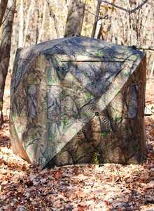 Big Game Tree Stands HB0200 Charger Ground Blind