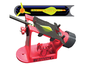Bohning Archery 1344 Blazer Helix Fletching Jig