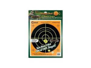 Caldwell 805645 Target Bulls Eye 8 in Op 5sheet