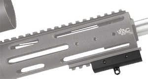 Caldwell 535423 Caldwell 535423 Bipod Adapter For Picatinny Rail Black Aluminum