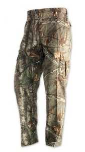 Browning 3021902403 Pants Wasatch Jr RealTree Xtra L