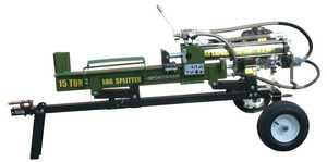 Buffalo Tools LST12 15-Ton Towable Log Splitter