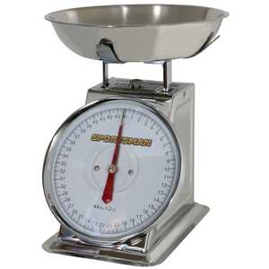 Buffalo Tools SSDSCALE Dial Scale Stainless 44lb