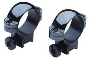 Burris Optics 420069 1:Rim Fire Rings Med