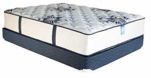 Campbell Mattress WDPL-1050 Queen White Diamond Plush Mattress