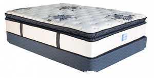 Campbell Mattress BDPT-1060 King Black Diamond Pillow Top Mattress