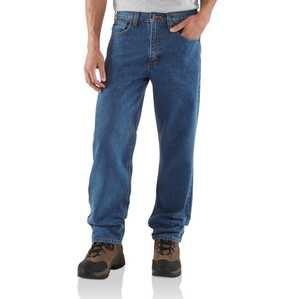 Carhartt B160-DST 32-Inch x 36-Inch Darkstone Relaxed Fit Jean