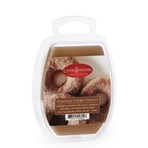 Candle Warmers Etc. 7730S 2.5-Ounce Pumpkin Cider Donut Wax Melt