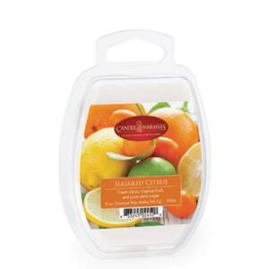 Candle Warmers Etc. 7240S 2.5-Ounce Sugared Citrus Wax Melt