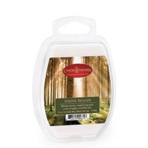 Candle Warmers Etc. 7780S 2.5-Ounce Serene Woods Wax Melt