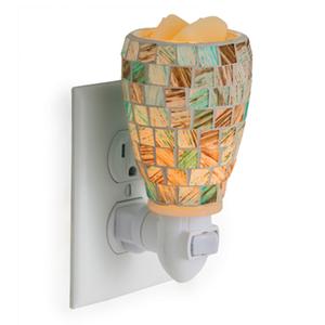 Candle Warmers Etc. PISGS Sea Glass Pluggable Fragrance Warmer
