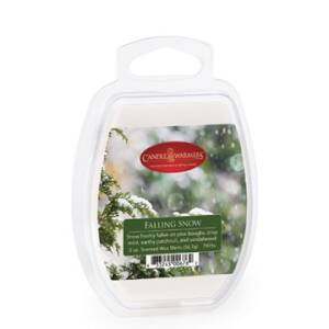 Candle Warmers Etc. 7975S 2.5-Ounce Falling Snow Wax Melt