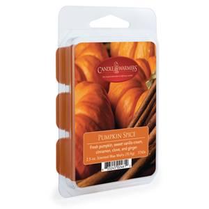 Candle Warmers Etc. 7740S 2.5-Ounce Pumpkin Spice Wax Melt